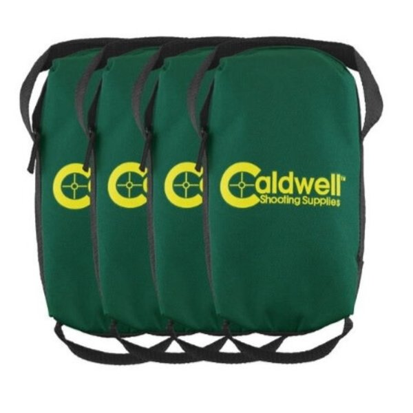 CALDWELL LEAD SLED WEIGHT BAG STD 4 BAG SET