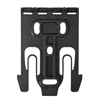 SAFARILAND QUICK LOCKING HOLSTER SYSTEM FORK BLACK