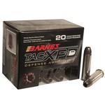 BARNES 357 MAG 125GR TAC-XPD DEFENSE