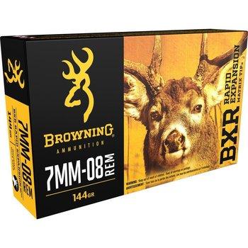 BROWNING 7MM-08 140GR BALLISTIC TIP BXR