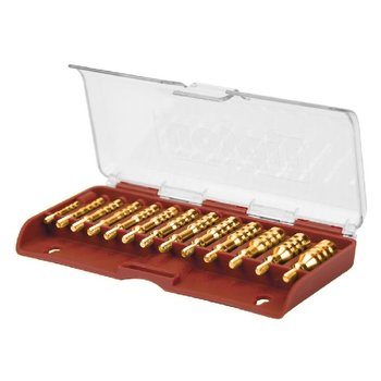 TIPTON 13-PIECE SOLID BRASS JAG SET