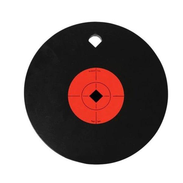 "BIRCHWOOD CASEY 10"" SINGLE HOLE AR500 GONG"