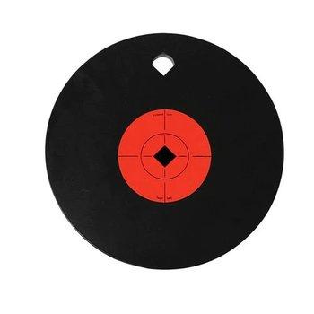 "BIRCHWOOD CASEY 8"" SINGLE HOLE AR500 GONG"