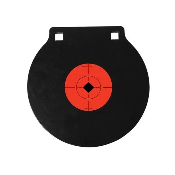 "BIRCHWOOD CASEY 8"" DOUBLE HOLE AR500 GONG"