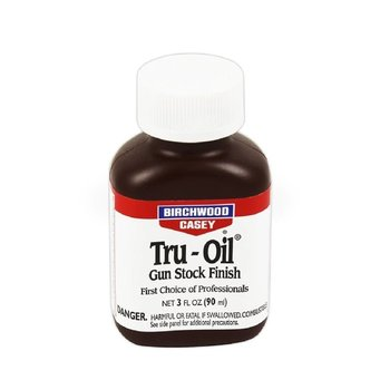 BIRCHWOOD CASEY TRU-OIL STOCK FINISH 3OZ