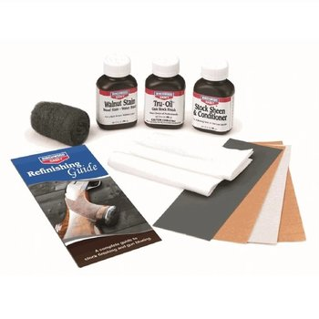 BIRCHWOOD CASEY TRU-OIL GUN STOCK FINISH KIT