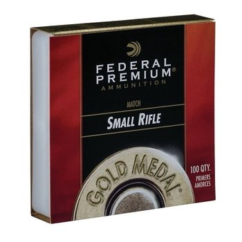FEDERAL PREMIUM MATCH SMALL RIFLE PRIMER GM205M