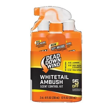 DEAD DOWN WIND WHITETAIL AMBUSH KIT