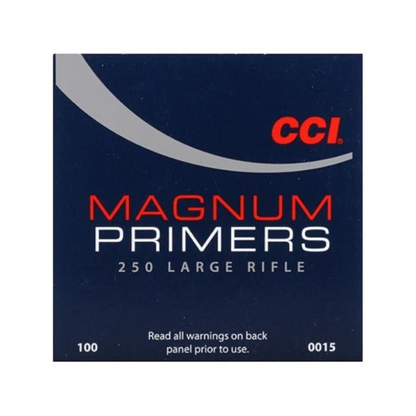 CCI MAGNUM LARGE RIFLE PRIMER 250