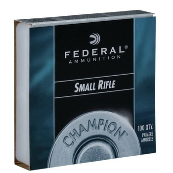 FEDERAL SMALL RIFLE PRIMERS