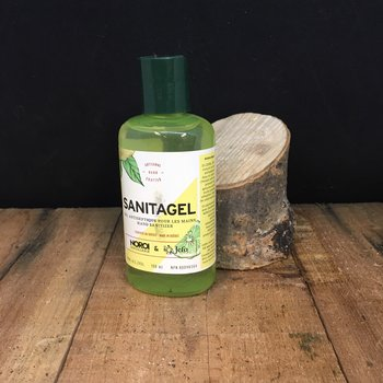 JJEFO SANATIGEL HAND SANITATIZER 70% ALCOHOL 100ML