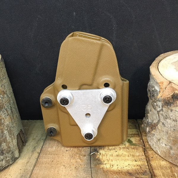 G-CODE POUCH - SINGLE RIFLE MAG FDE