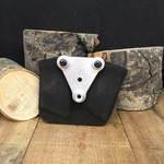 G-CODE POUCH - DOUBLE MAG 1911 RTI FUZZY BLACK