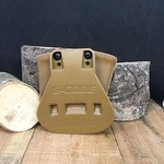 G-CODE POUCH - DOUBLE MAG HOLDER SINGLESTACK TAN