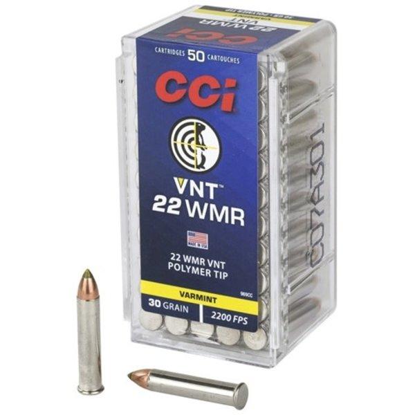 CCI 22 WMR 30GR  VNT