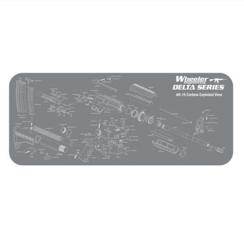 WHEELER 20' X 47' AR-15 MAT