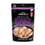 O'MEALS SELF HEATING MEAL MAPLE BROWN SUGAR FLAVOUR OATMEAL