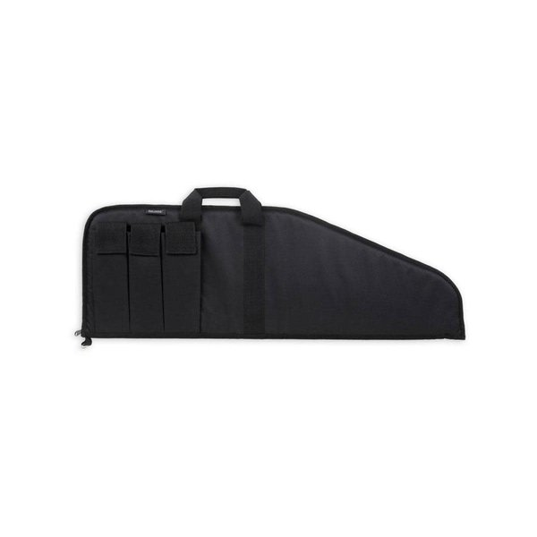 "BULLDOG GUN CASE 38"" ECONOMY TACTICAL BLACK BD499"