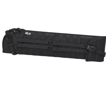 "US PEACEKEEPER SHOTGUN SCABBARD BLACK 34.5""X7.5"""