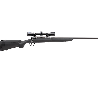 SAVAGE ARMS AXIS II XP 7MM-08 REM SYN BLACK BUSHNELL BANNER SCOPE