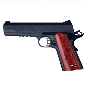 CANUCK 1911 9MM 2 MAG BLUED