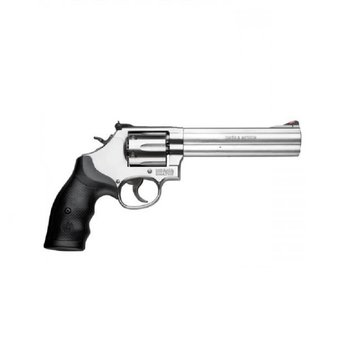 "SMITH & WESSON 686 357 MAG REV 6"" BRL STS"
