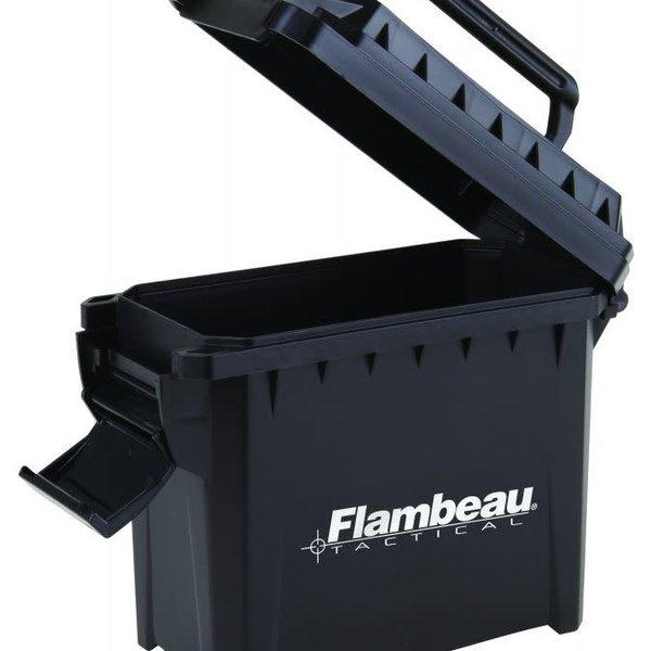 FLAMBEAU OUTDOORS MINI AMMO CAN BLACK