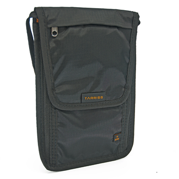 GoDark TARRISS ANTI-THEFT NECK WALLET