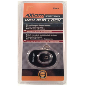 AXIOM KEY GUN TRIGGER LOCK