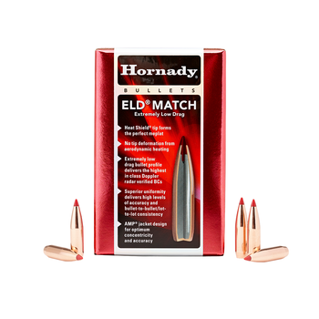 HORNADY ELD MATCH BULLETS