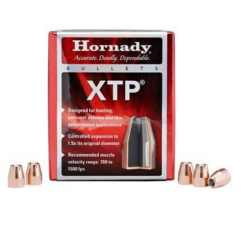 HORNADY XTP TRADITIONAL PISTOL BULLETS