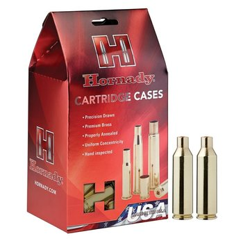 HORNADY UNPRIMED RIFLE CARTRIDGE CASES