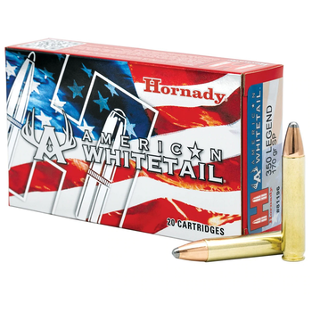 HORNADY 350 LEGEND 170GR AMERICAN WHITETAIL