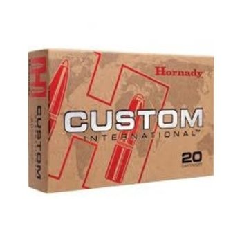 HORNADY 8X57 JS 195GR CUSTOM 20CT