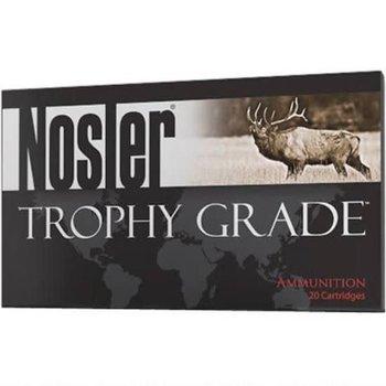 NOSLER 6.5 x 284 NORMA 130GR 20CT