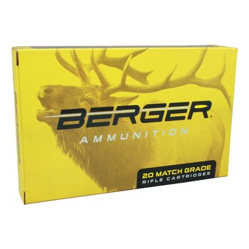 BERGER 308 WIN 185GR CLASSIC HUNTER