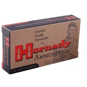 HORNADY 358 WIN 200GR SP 20CT