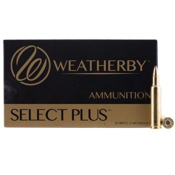 WEATHERBY 300 WBY 165GR BALLISTIC TIP 20CT