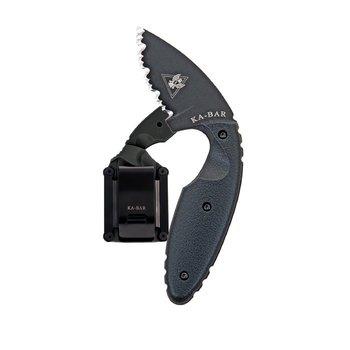 KA-BAR ORIGINAL TDI KNIFE, SERRATED