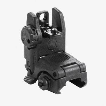 MAGPUL MBUS SIGHT REAR BLACK