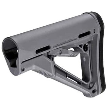 MAGPUL CTR STOCK AR15 MIL-SPEC GRAY