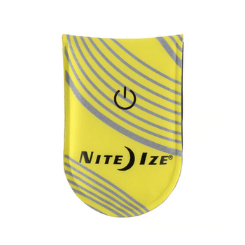 NITE IZE TAGLIT MAGNETIC LED MARKER - NEON YELLOW