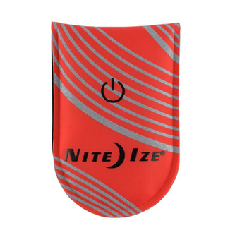 NITE IZE TAGLIT MAGNETIC LED MARKER - RED