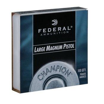 FEDERAL LARGE MAGNUM PISTOL PRIMER 155