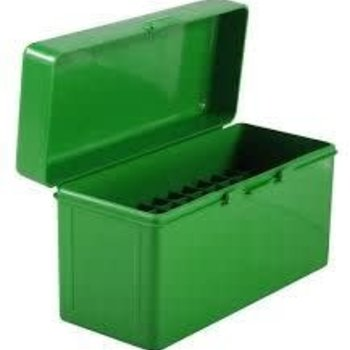 MTM 60RD AMMO CASE LARGE RIFLE GREEN