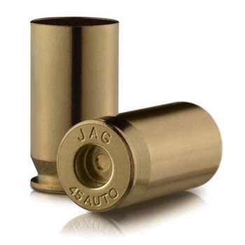 JAGEMANN 45 AUTO +P UNPRIMED HANDGUN BRASS 100CT