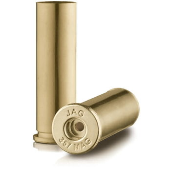 JAGEMANN 357 MAG UNPRIMED BRASS 100CT