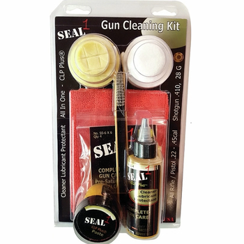SEAL 1 UNIVERSAL RIFLE AND PISTOL CLEANING KIT