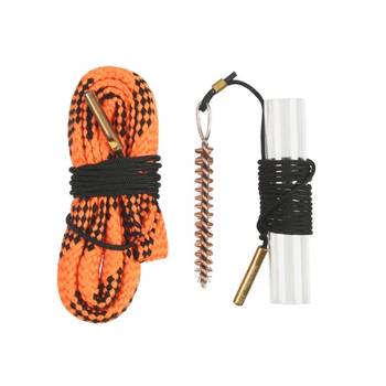 GSM OUTDOORS GUN ROPE CLEANER 243 TWO PASS SYSTEM