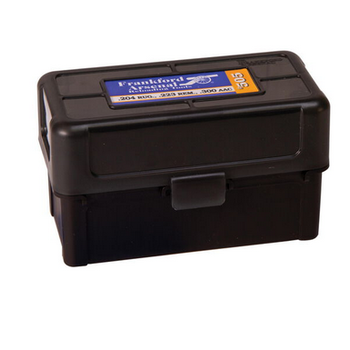 FRANKFORD ARSENAL AMMO BOX 505 GRAY 204/300 50CT